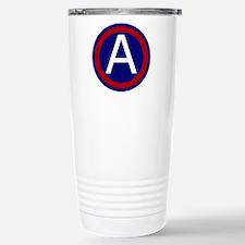 3rd Army Stainless Steel Travel Mug