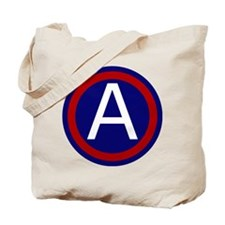 3rd Army Tote Bag