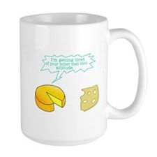 Holier Than Thou Attitude Mug