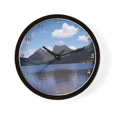 Elph Cradle Mountain Wall Clock