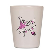 Bridal Shower Shot Glass