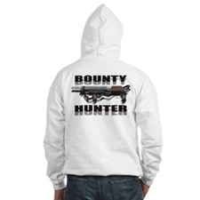 BOUNTY HUNTER FRONT/BACK Hoodie