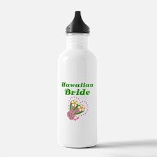 Hawaiian Bride Water Bottle