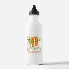 Honeymoon Cabo San Lucas Water Bottle