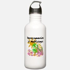 Honeymoon Martinique Water Bottle