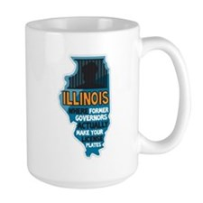 Illinois Governors Mug