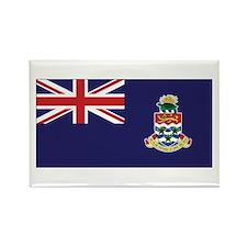Caymans Flag Rectangle Magnet
