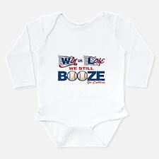 Win or Lose Long Sleeve Infant Bodysuit