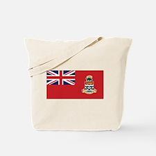 Caymans Civil Ensign Tote Bag