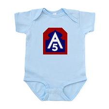 5th Army Infant Bodysuit