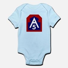 5th Army Infant Bodysuit