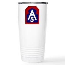 5th Army Travel Mug