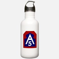 5th Army Water Bottle