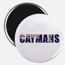 Caymans Magnet