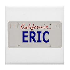 California Eric Tile Coaster