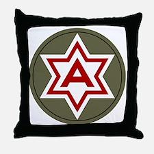 Sixth Army Throw Pillow