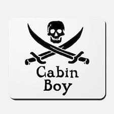 Cabin Boy Mousepad