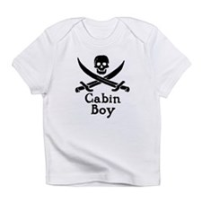 Cabin Boy Infant T-Shirt