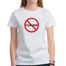 Anti-Cloning Women's T-shirt