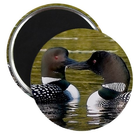 """Loon 2.25"""" Magnet (100 pack)"""