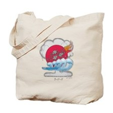 Japan Support Tote Bag