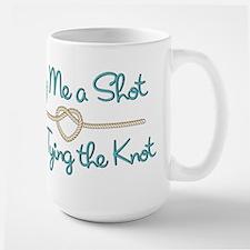 Heart Knot Shot Mug