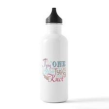 Bachelorette Tying One On Water Bottle