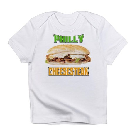 Philly CheeseSteak Infant T-Shirt