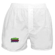 Retired Occupations Boxer Shorts