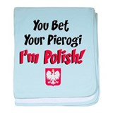 Polish baby blanket Blanket