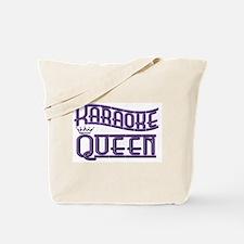 """""""Karaoke Queen"""" Tote Bag"""