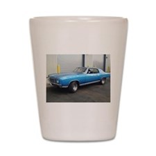 72 Monte Carlo Shot Glass