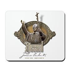 Blessed John Paul II Mousepad