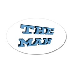 The Man Wall Decal