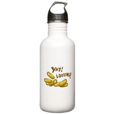 Yay! Looting! Water Bottle