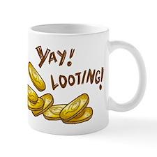 Yay! Looting! Mug