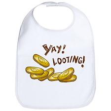 Yay! Looting! Bib