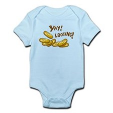 Yay! Looting! Infant Bodysuit