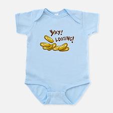 Yay! Looting! Infant Bodysuit