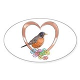 Birds robin 10 Pack