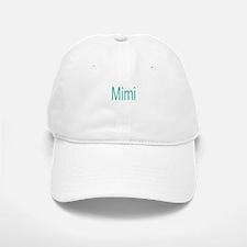 Bold Mimi Baseball Baseball Cap