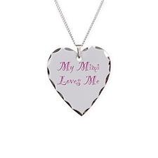 Mimi Loves Me Necklace