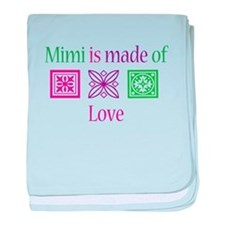 Mimi Made of Love baby blanket
