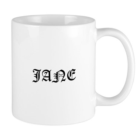 BDB Logo Ceramic Mug - Jane