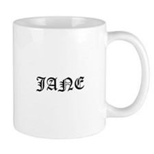 BDB Logo Ceramic Mug - Jane
