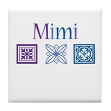Mimi Craft Tile Coaster