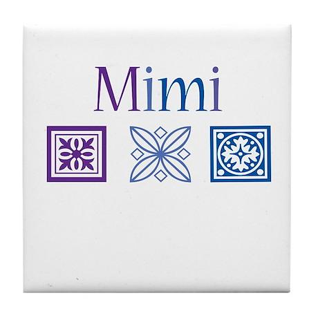 Mimi Craft Tile Coaster