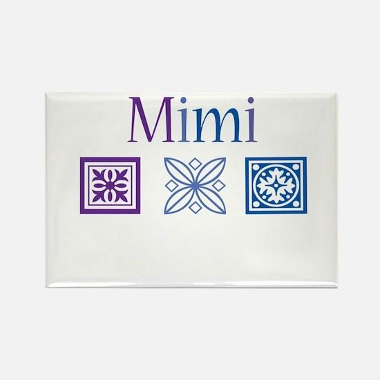 Mimi Craft Rectangle Magnet