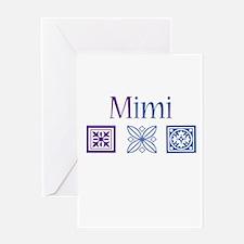 Mimi Craft Greeting Card