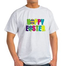 Cute Happy bunny day T-Shirt